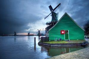 Private Amsterdam Tour, Windmills at Zaanse Schans