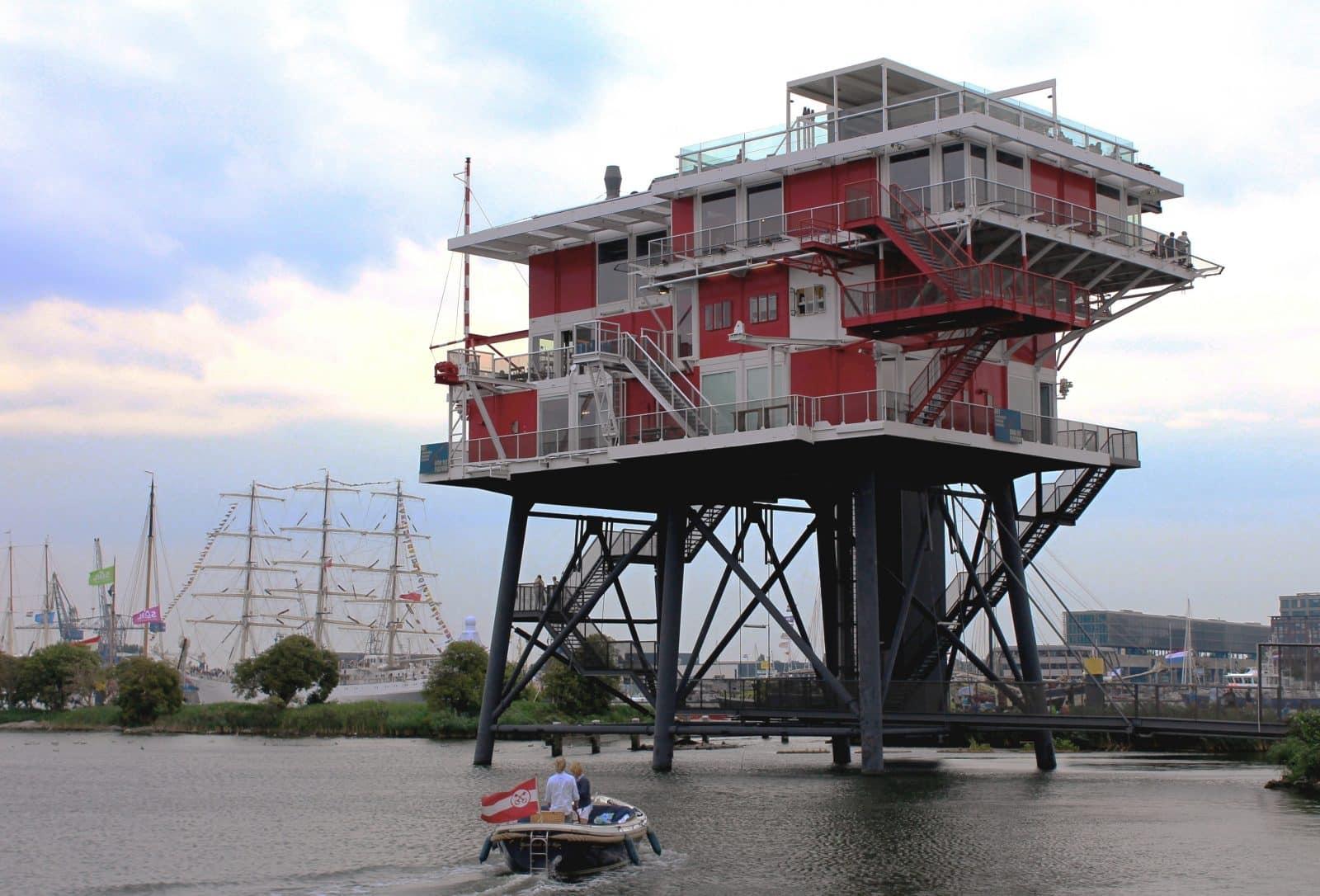 The 20 best restaurants in Amsterdam, REM eiland