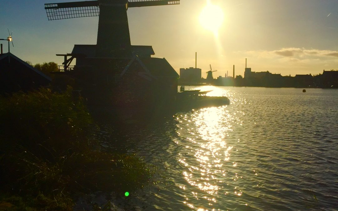The Windmills of the Netherlands