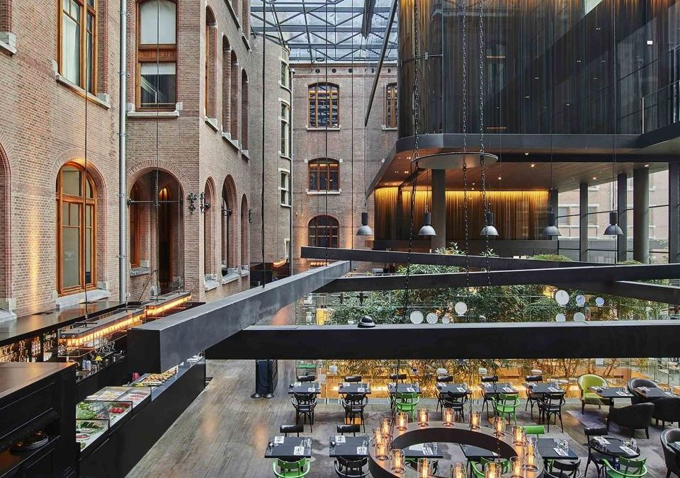 Our Eight Favorite Luxury 5-star Hotels in Amsterdam