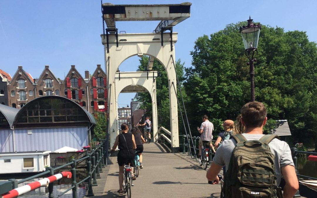 How to 'survive' a Bike Ride in Amsterdam