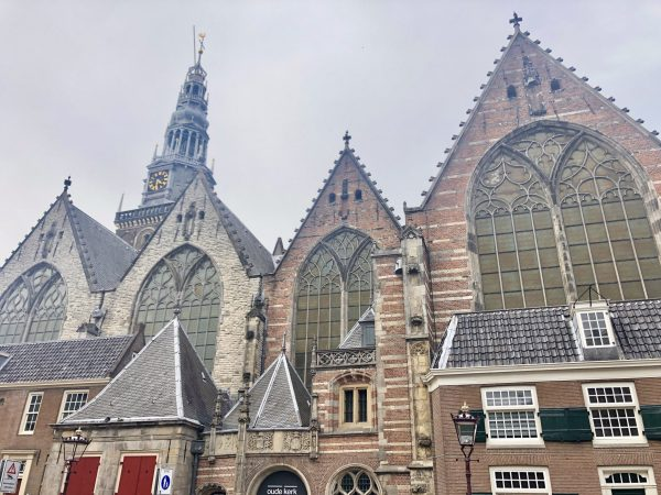 Red Light District De Oude Kerk (Old Church)