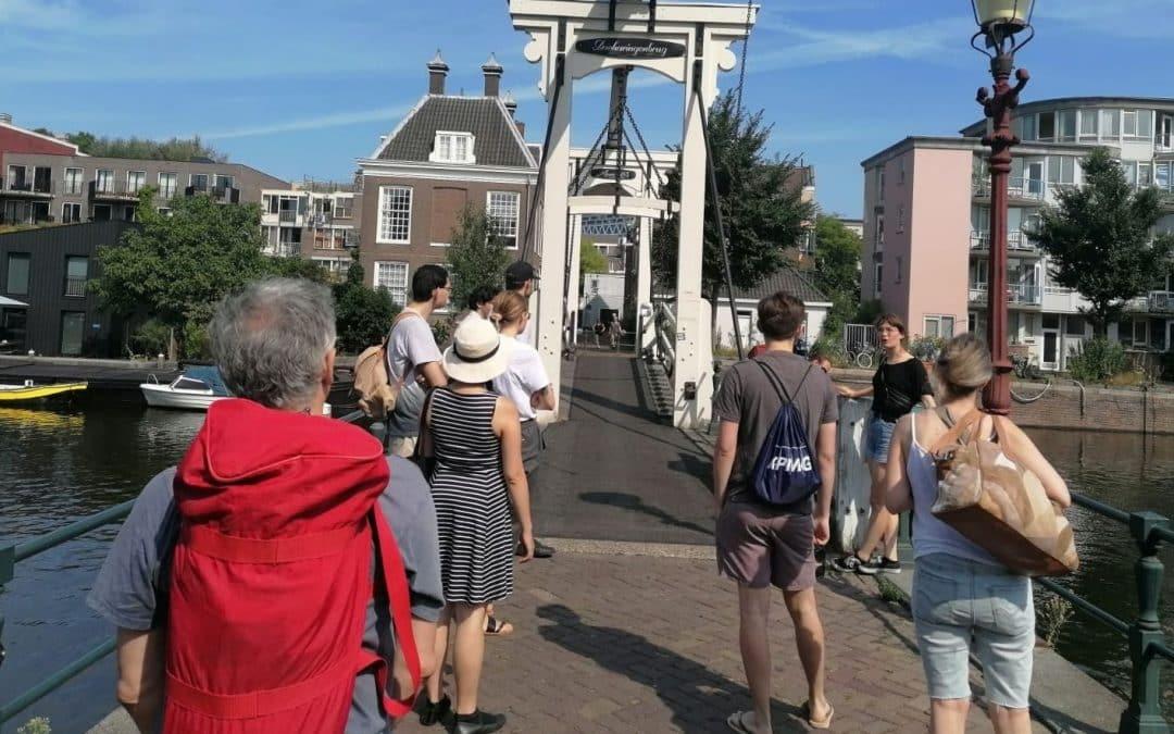 Explore the Secret Courtyards in the Famous Jordaan Area