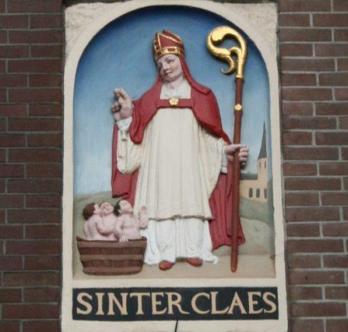 Gable stone Sinterclaes
