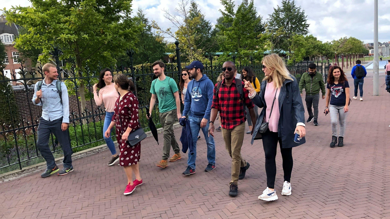Walking tours in Amsterdam